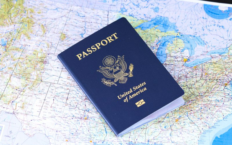 make copies of your passport
