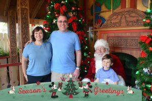 Season's Greetings from Walt Disney World