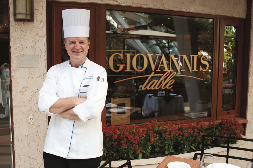 Giovanni's Table