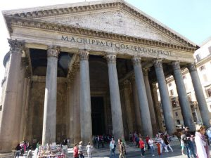Pantheon on Celebrity Solstice