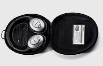 Bose Quiet Comfort Headphones for travel