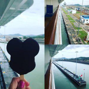 Cruising the Panama Canal on Disney Cruise Line