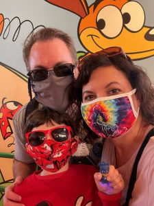 Everyone over the age of 2 is required to wear masks at Walt Disney World